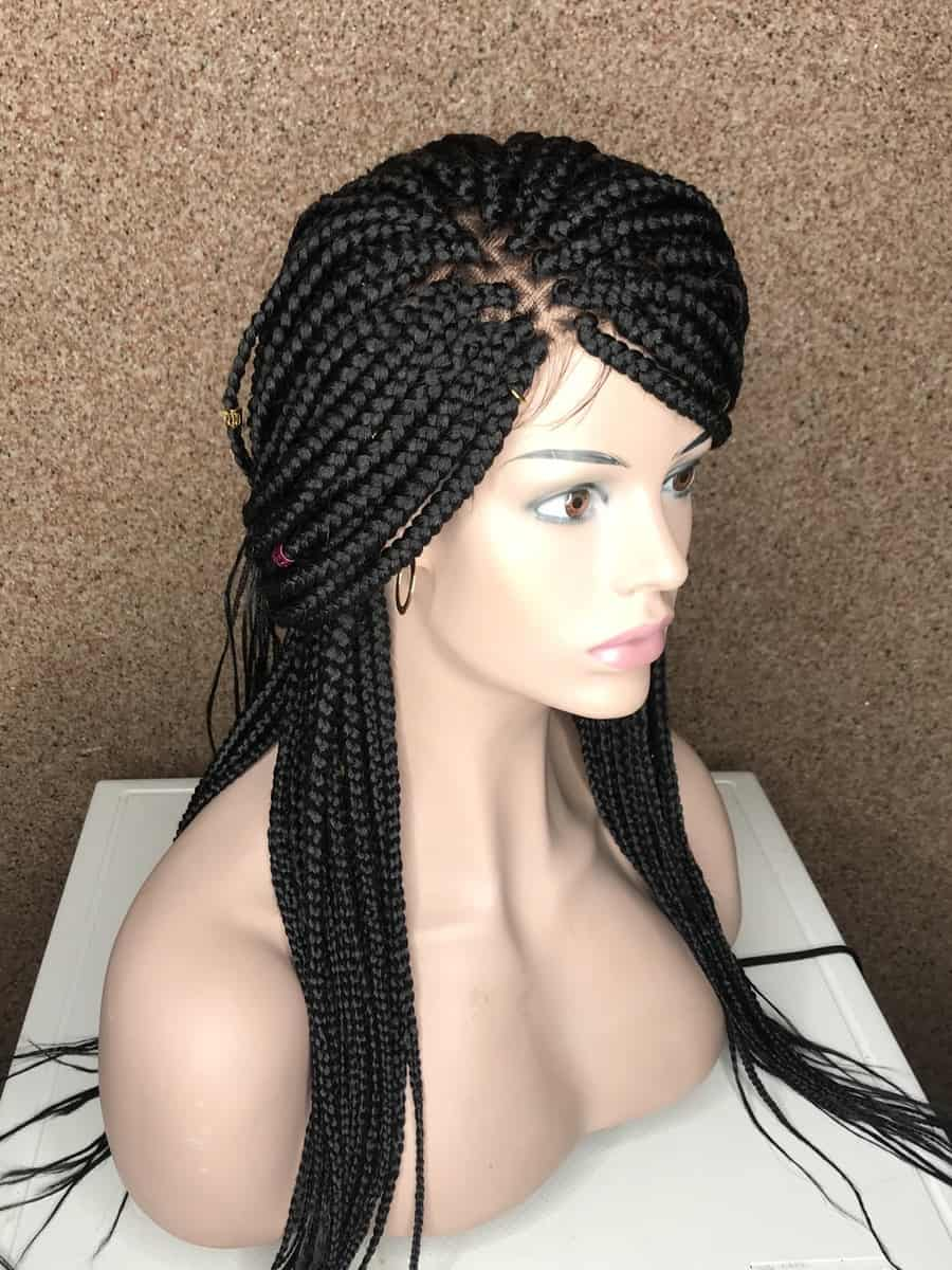Box Braids Closure Unit Finest Hairs And Accessories
